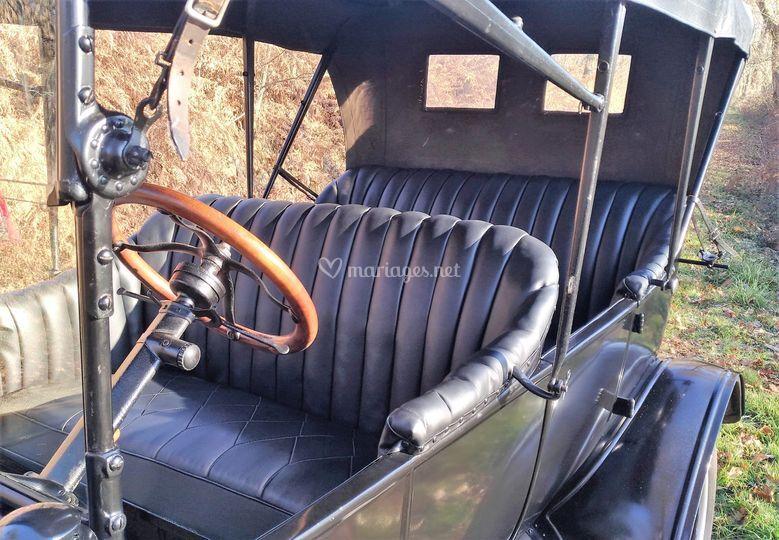 Ford T de1922, cabriolet
