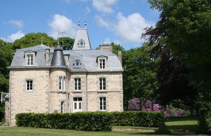 Château avec chambres