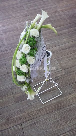 Bouquet atypique