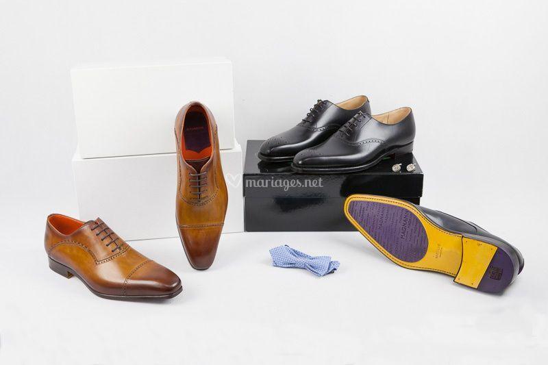 Chaussures de cérémonie homme