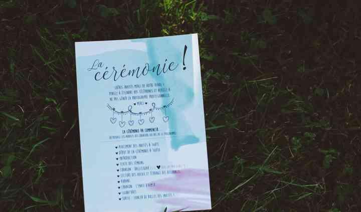 Programme de Cérémonie