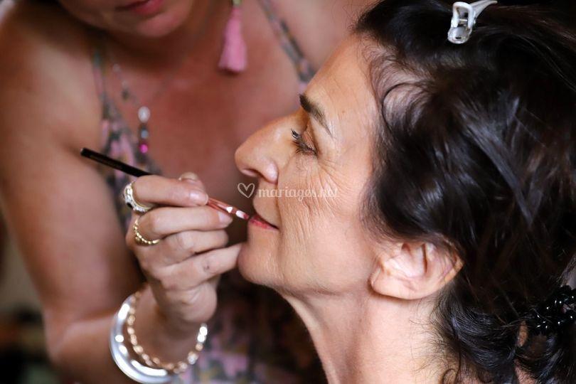 Maquillage douceur