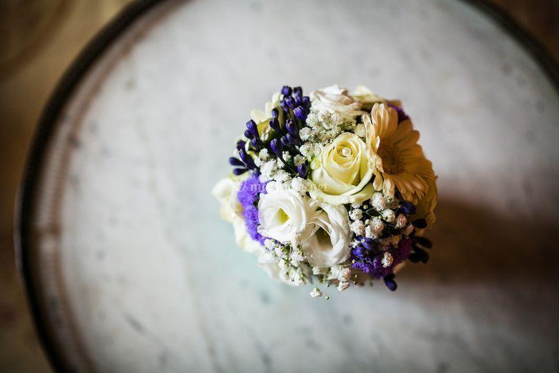 Bouquet de mariée- mollygraphy