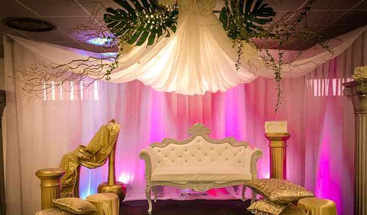 L'assise des mariés