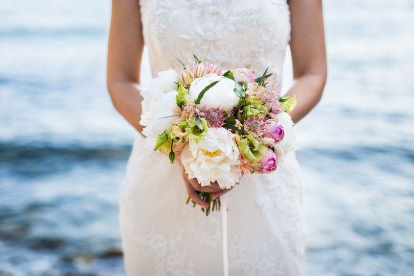Mariage au cap d'Antibes