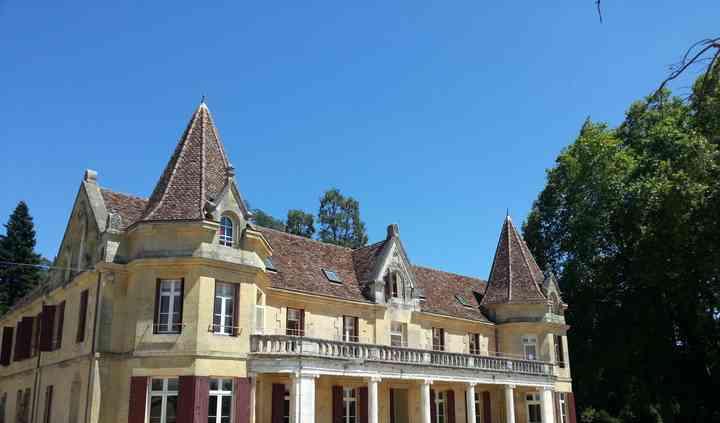 Château du Roc en Périgord