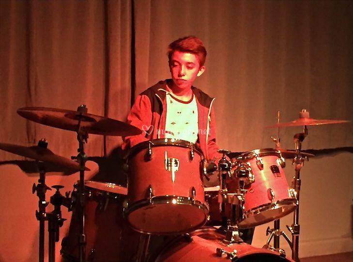 Joseph Leseigneur : batteur