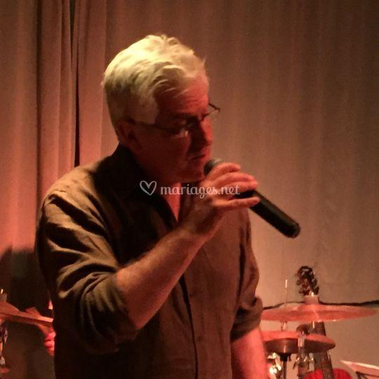 Patrick Darnaud : chanteur