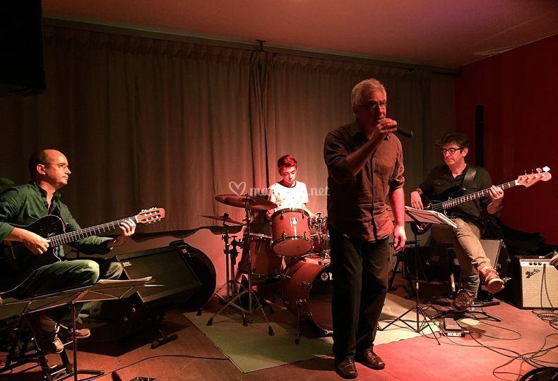 Le Trio et Patrick Darnaud