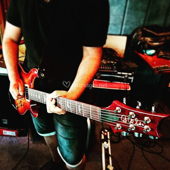 Guillaume le Guitariste