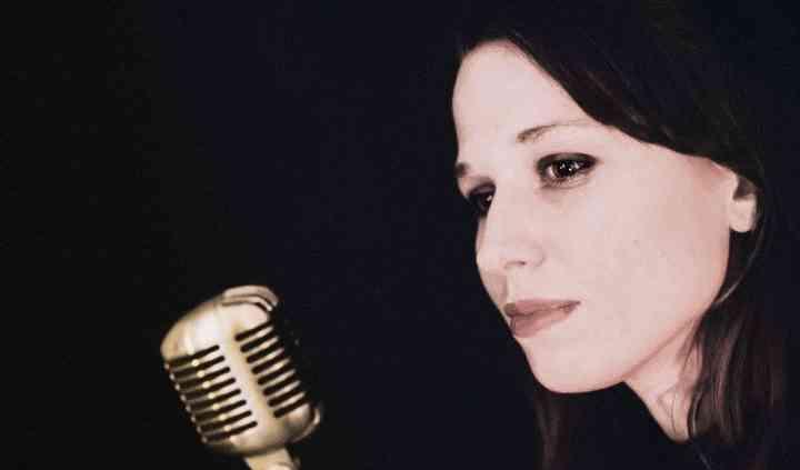 Elodie la chanteuse