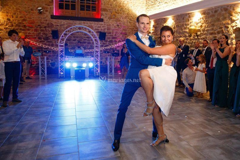 Tuki - Cours de Danse Ouverture de Bal
