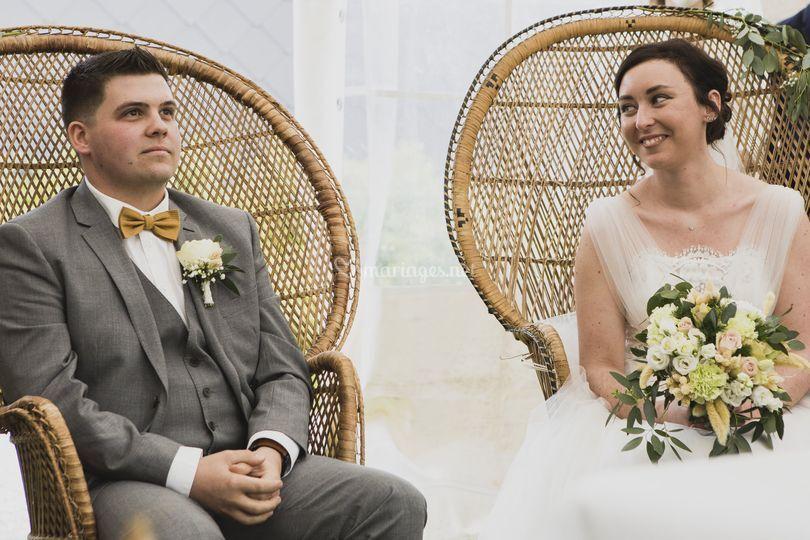 Mariage Amandine et Geoffrey