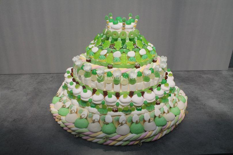 Wedding Cake Bondues