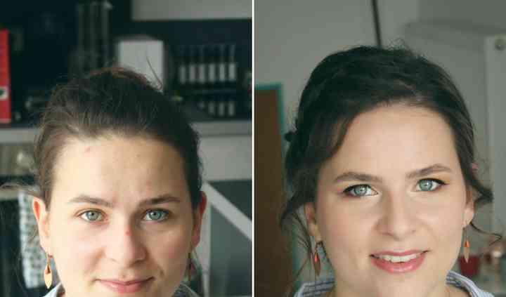 esthétique coiffure mariage versailles