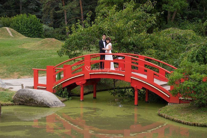 Au jardin Japonais