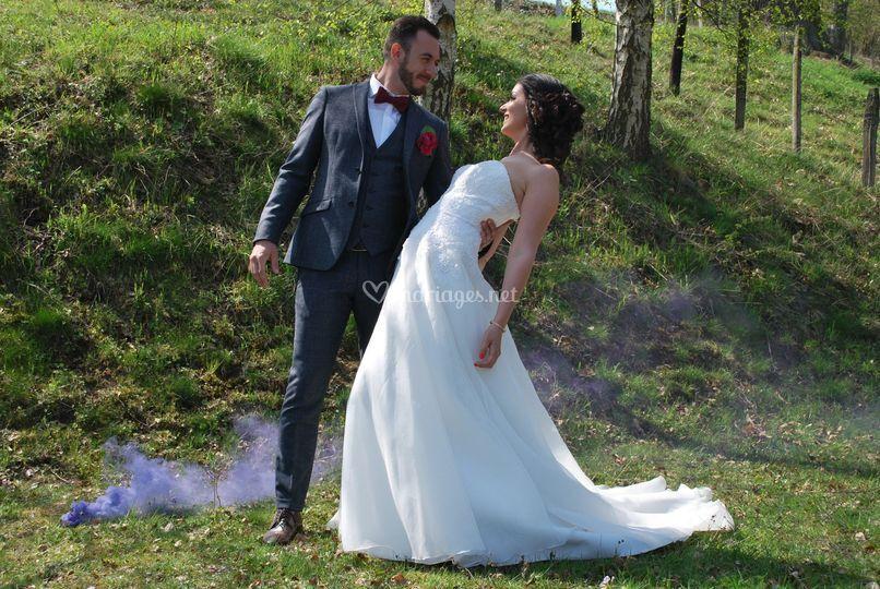 Mes jeunes mariés