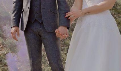 Les mariés d'Alex