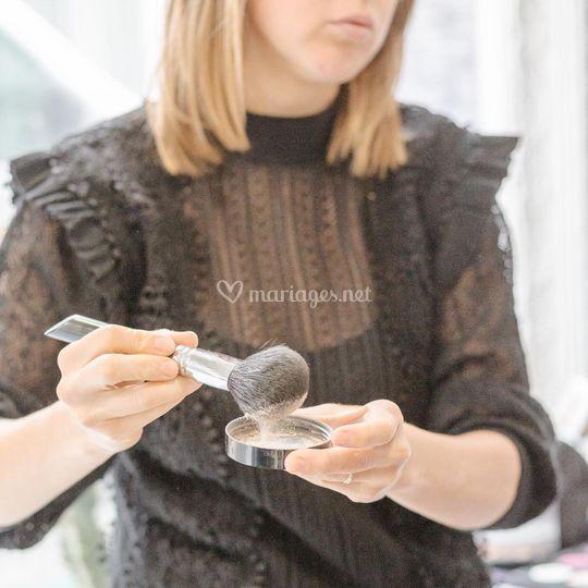 Prestation maquillage