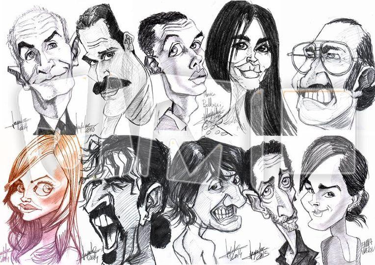 Samchatouille Caricaturiste