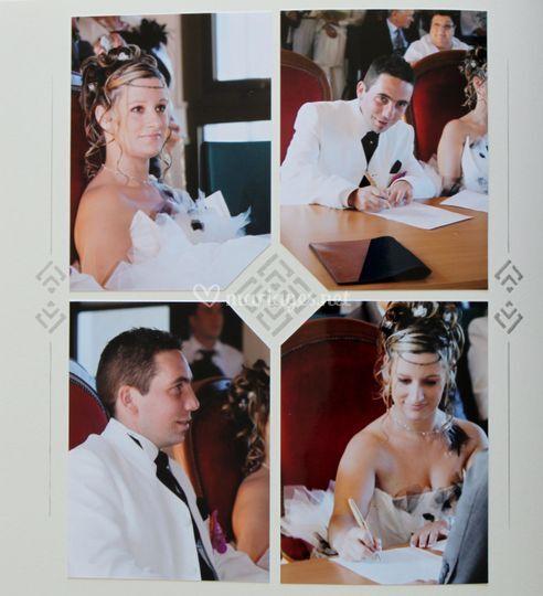 Exemple album photo