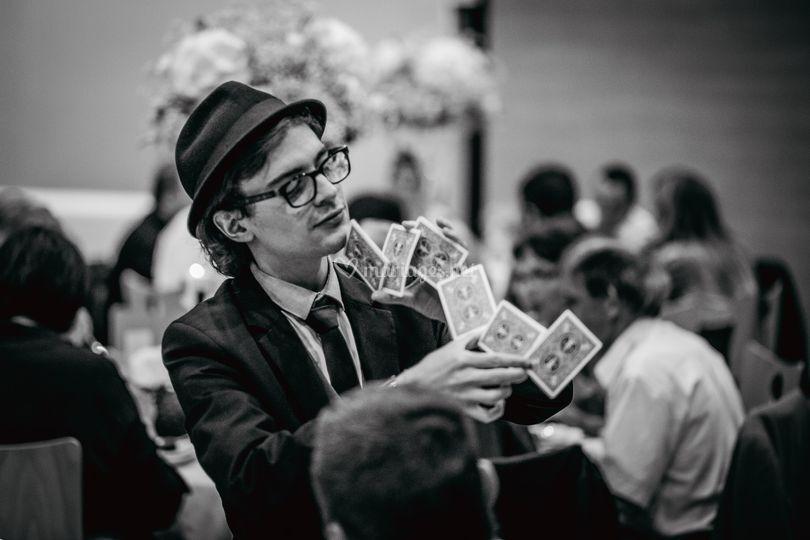 Lou Magicien Lyon