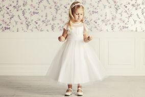 Kid's event's couture