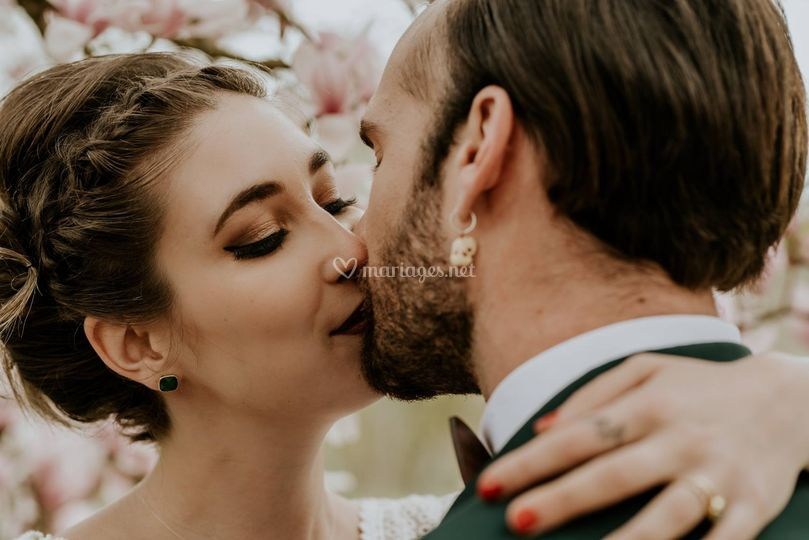 Mariage or/emeraude -ReMakeup