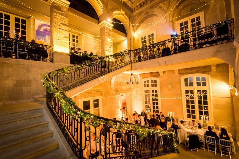 Grand hall d'honneur