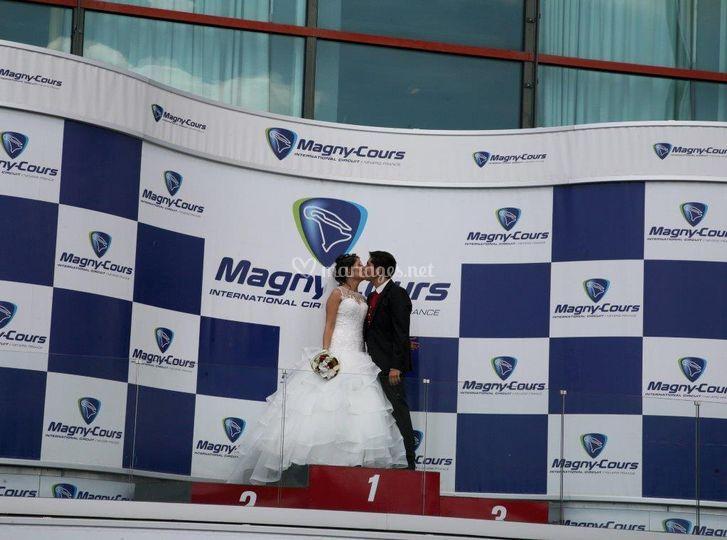 Photo podium 1