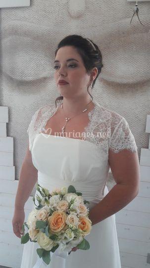 Maquillage mariée 2017