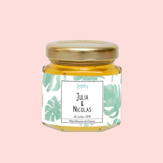 Petit pot de miel 60g