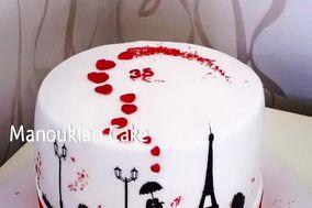 Manoukian Cake
