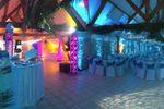 Espace repas et dance floor