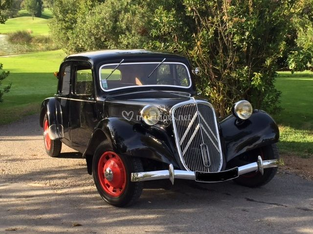 Traction avant de 1950