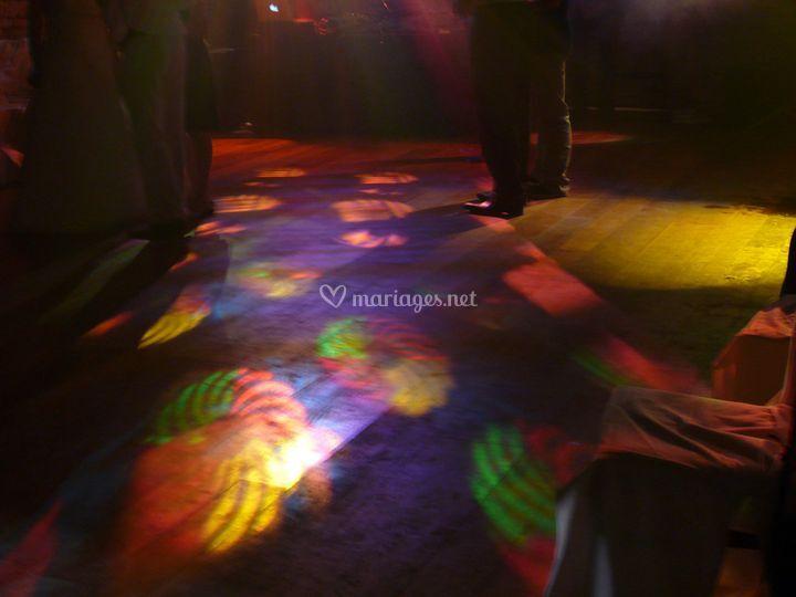 Danse floor