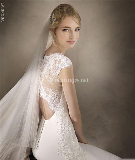 Hudson la sposa