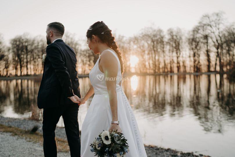V&A - Les mariés