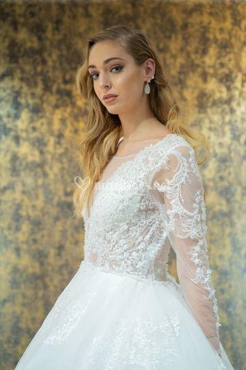 Robe de mariée Laura