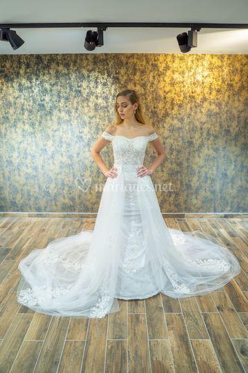Robe de mariée Leslie