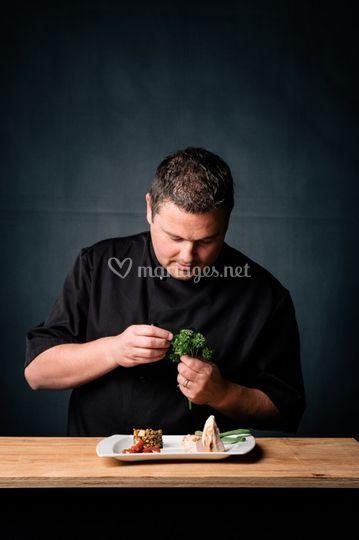 Le Chef en action