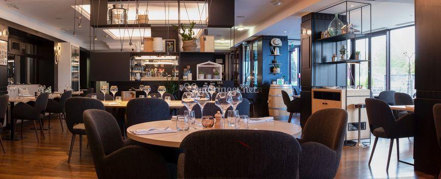 Restaurant Brasserie K
