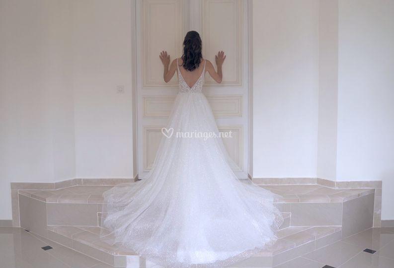 La mariée va sortir !