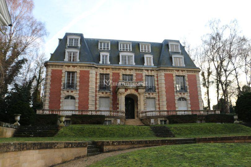 Le chateau de la star academy