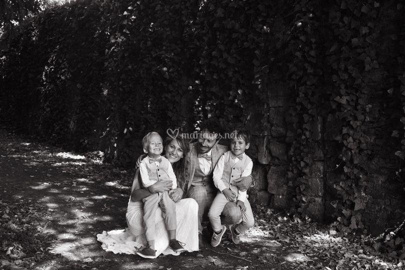 La petite famille des mariées