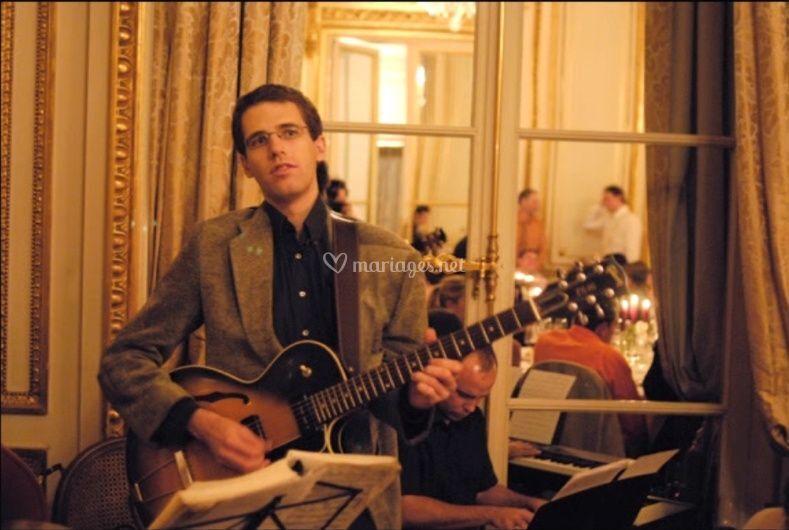 Mariage à l'hotel Le Crillon.