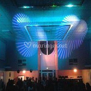 Équipement lumière moderne