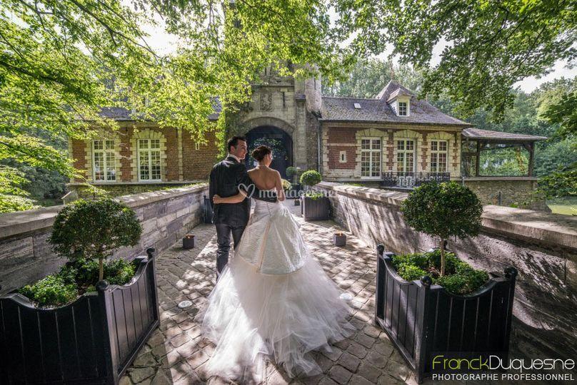 Mariage et chateau