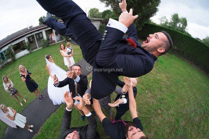 Mariage à Hem