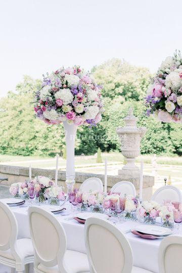 Wedding Château de Villette